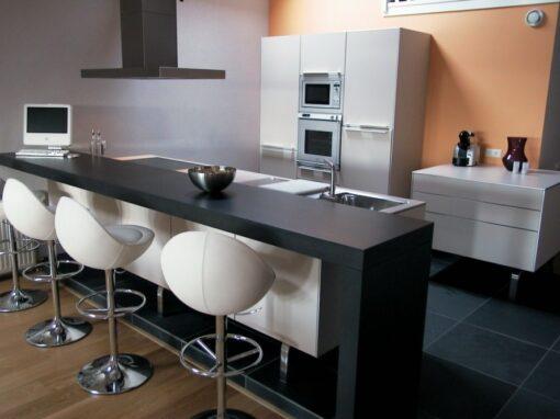 Moderne keuken: Loft
