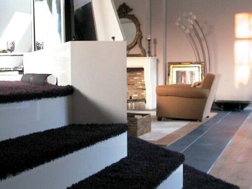 Bijzonder interieur: modern