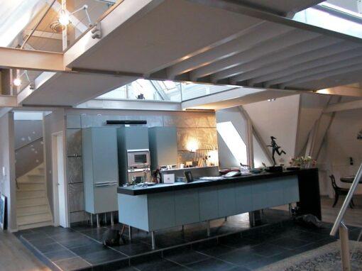 Moderne keuken: Industriele stijl
