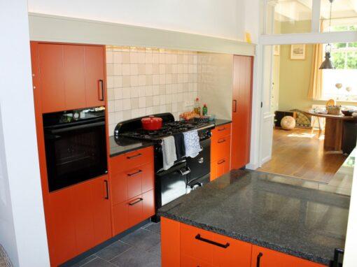 Keukenrenovatie: Bennekom