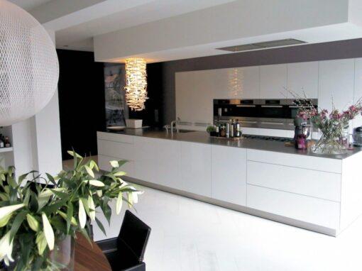Keuken met kookeiland: Exclusief