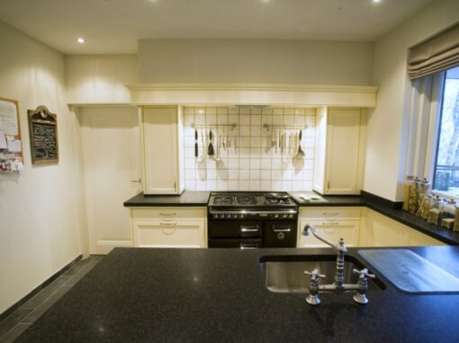 Keukenrenovatie: Luxe