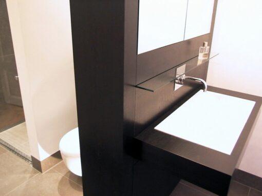 Badkamer: modern strak
